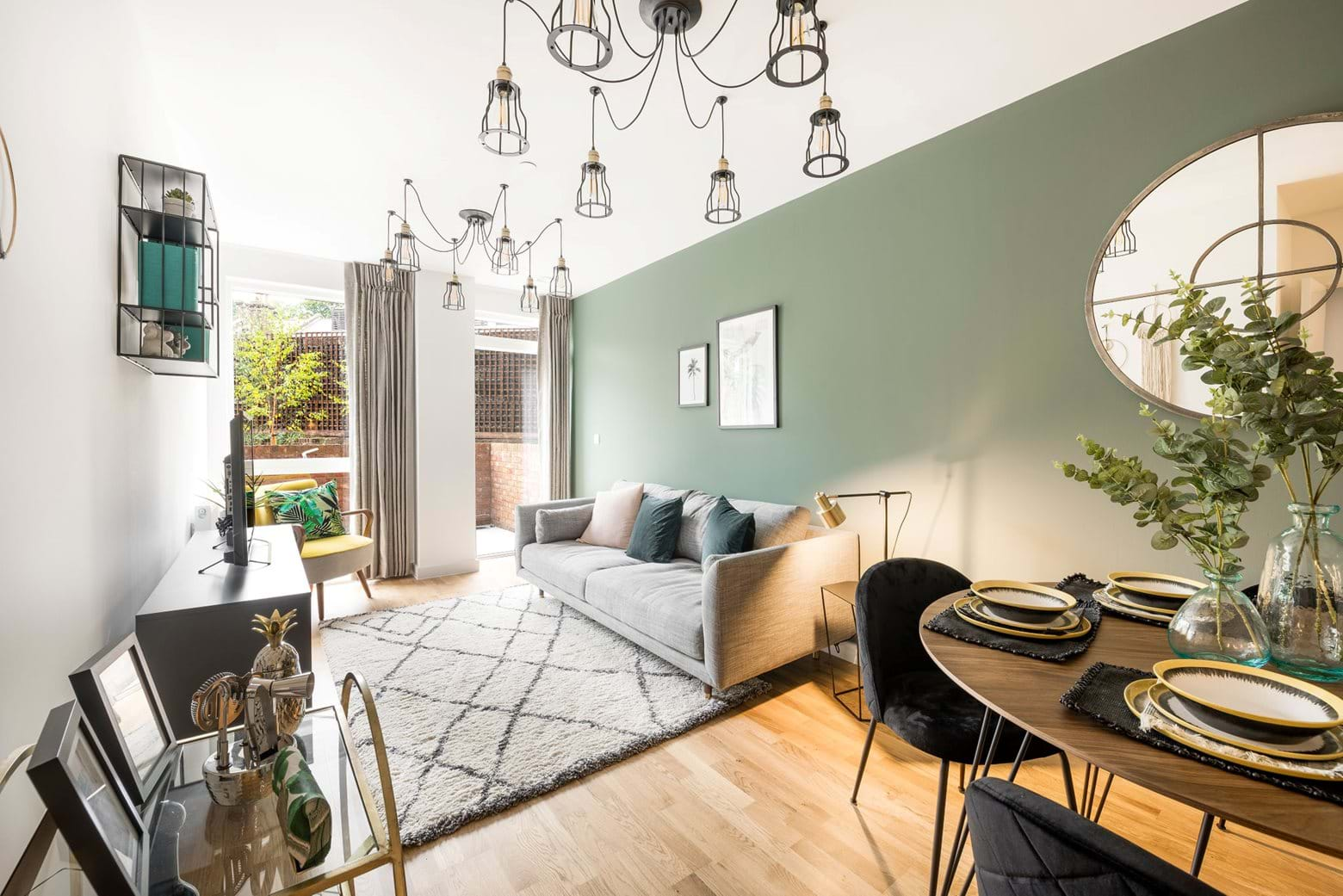Vale Apartments Living Space