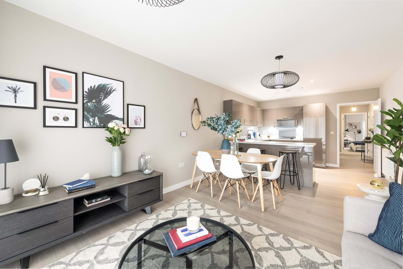 Wharf Road Shared Ownership apartment