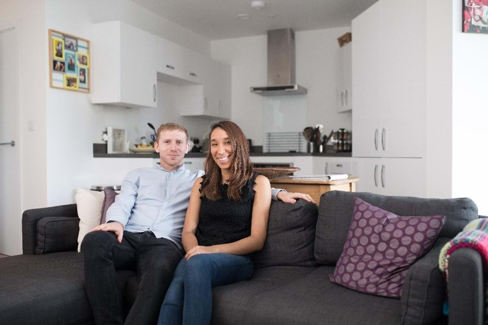 Adam and Hannah - Shared Ownership buyers