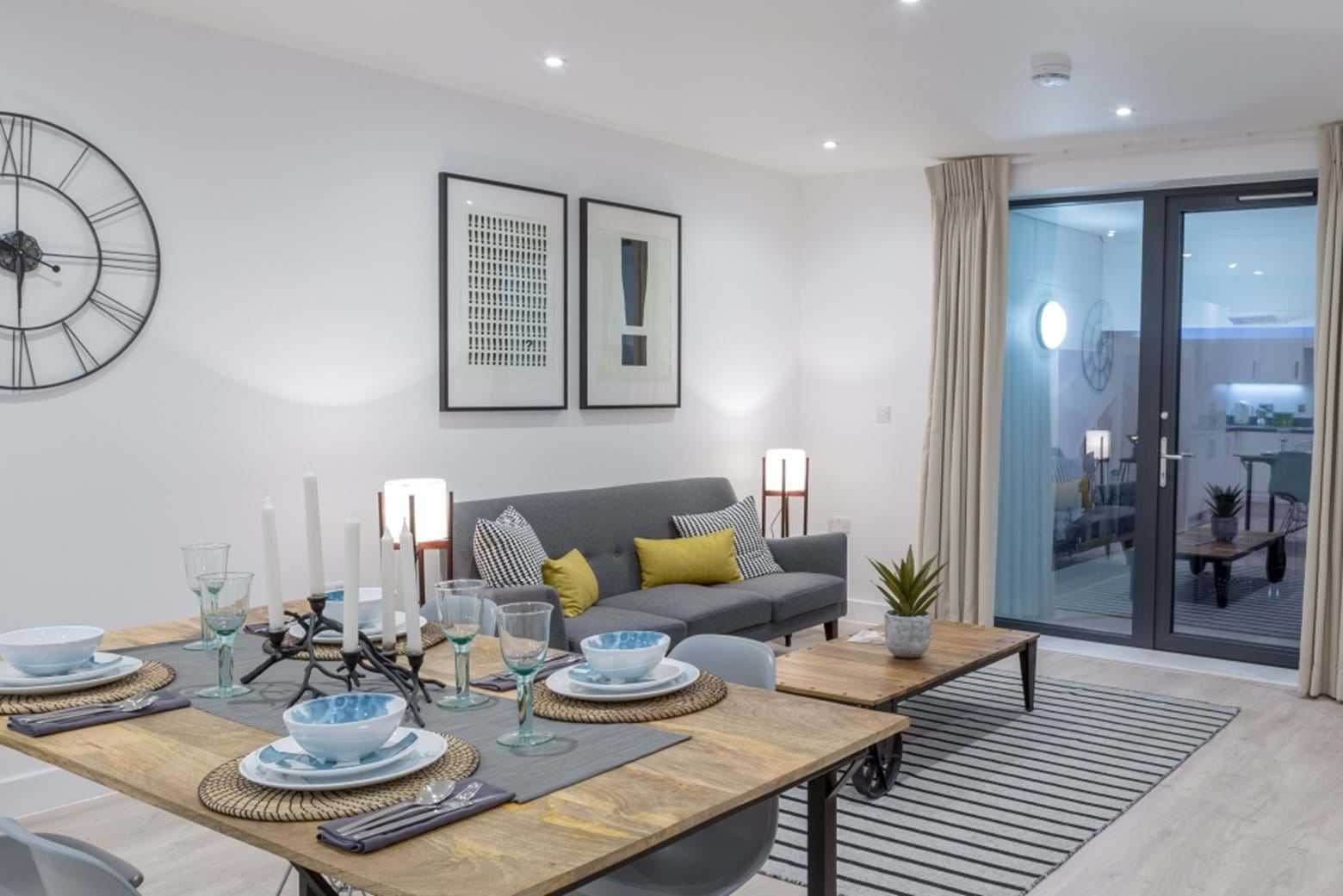 Unity Works show home