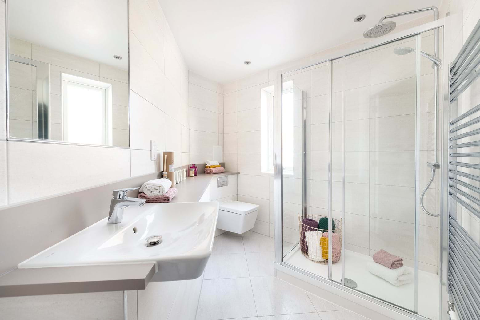 The Medlar Collection Show Home - Bathroom
