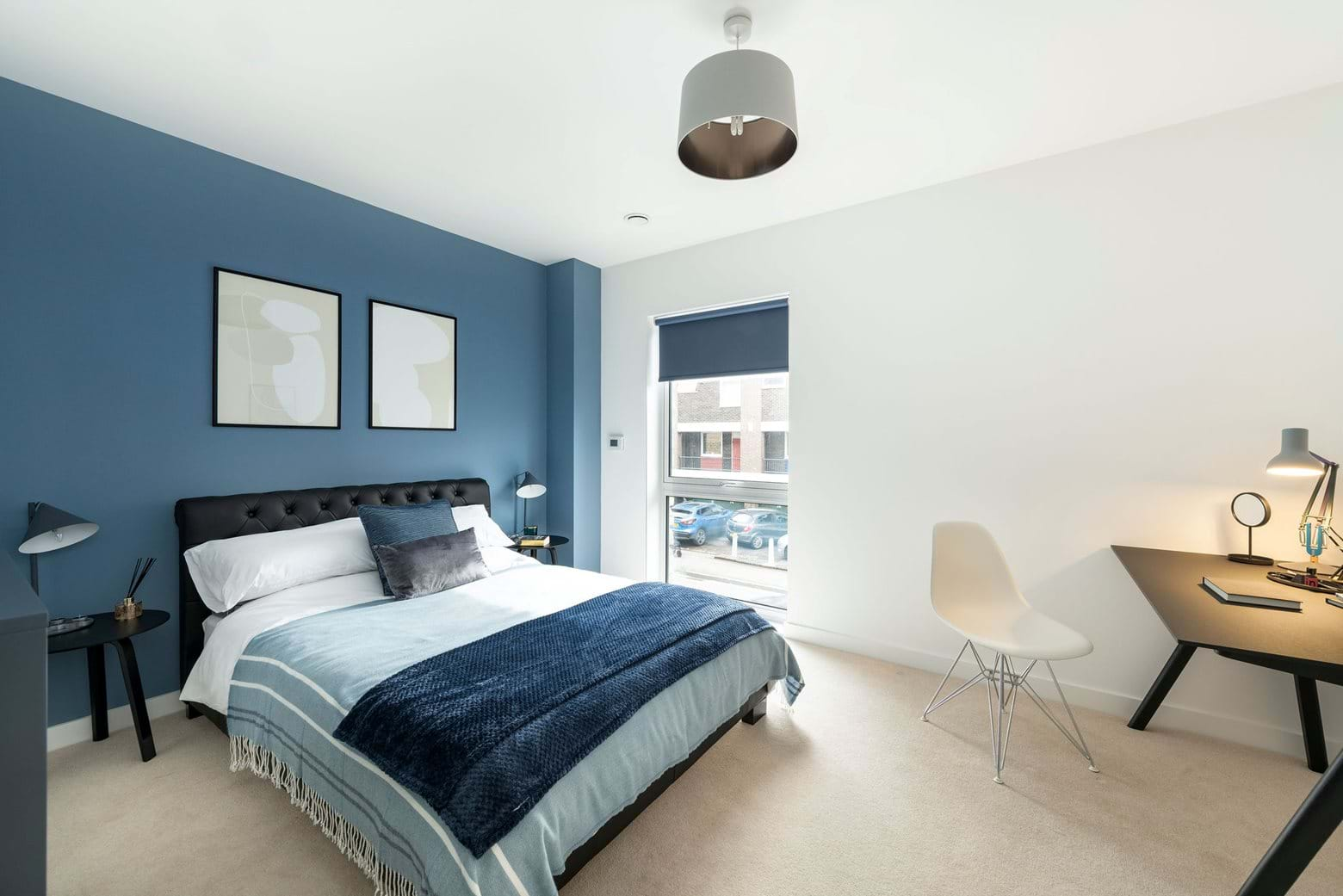 The Elmington Show Home Apartment - Bedroom