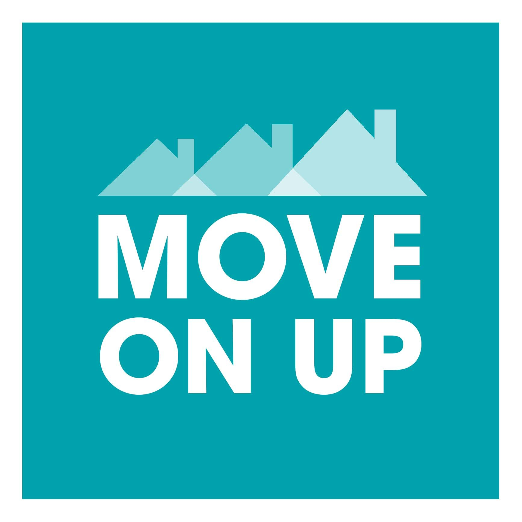 Move on Up logo