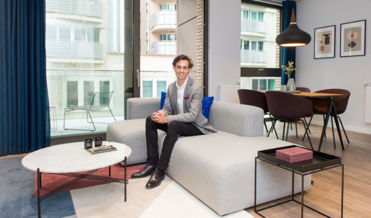 Timothy Percival - Shared Ownership purchaser at The City Angel