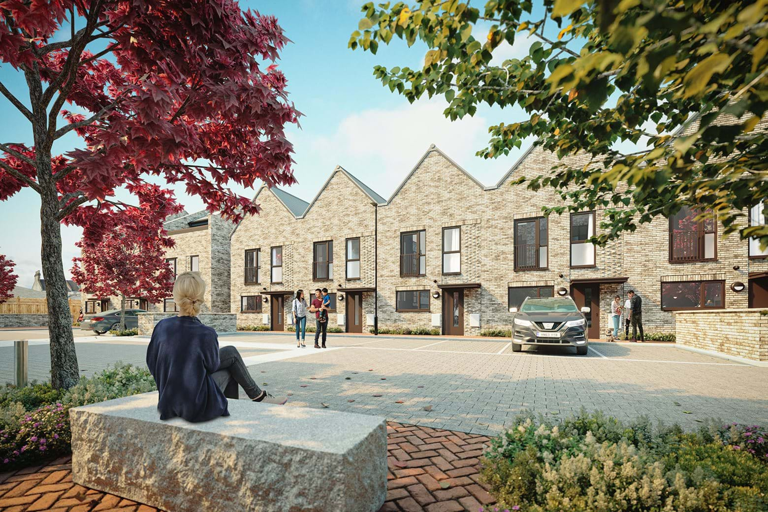 Stonelea Gardens shortlisted for Best First Time Buyer Family Home