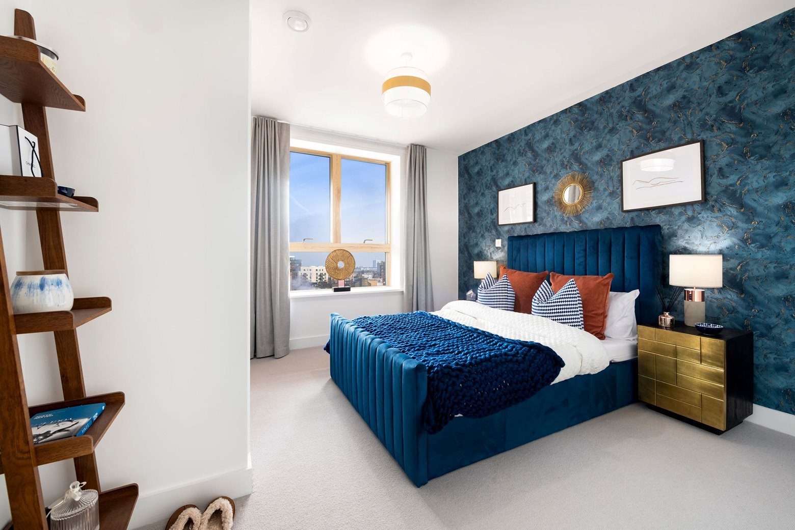 Bedroom at The Reach