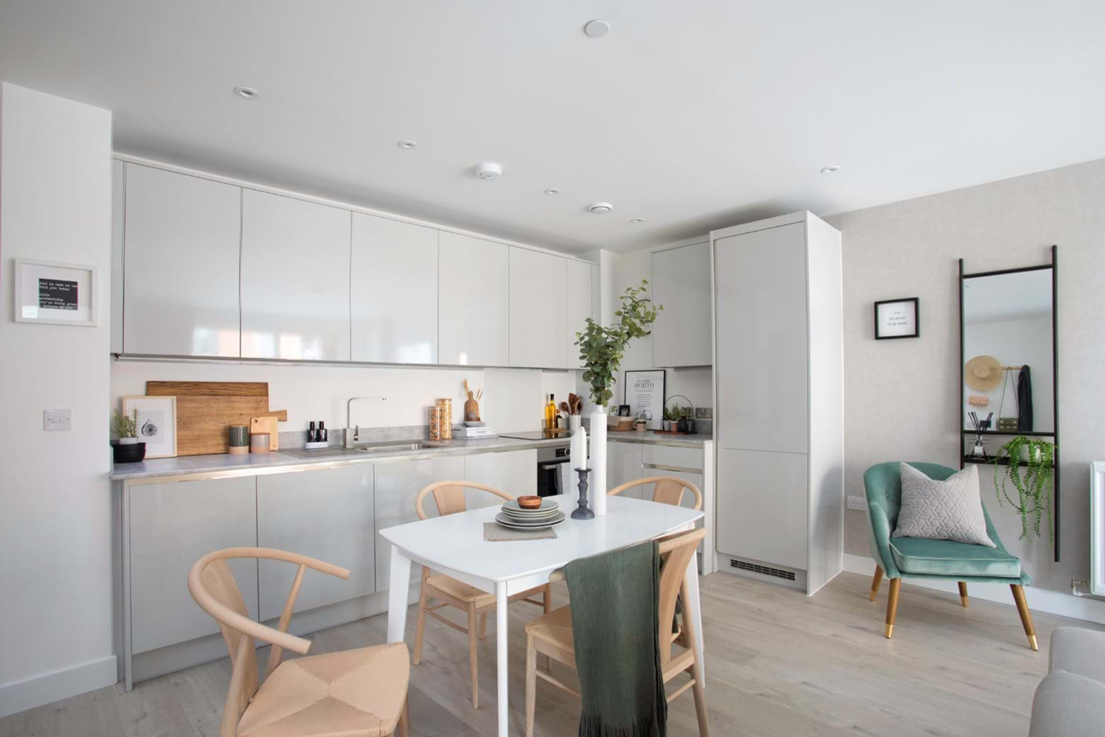 Colindale Gardens - Shared Ownership kitchen