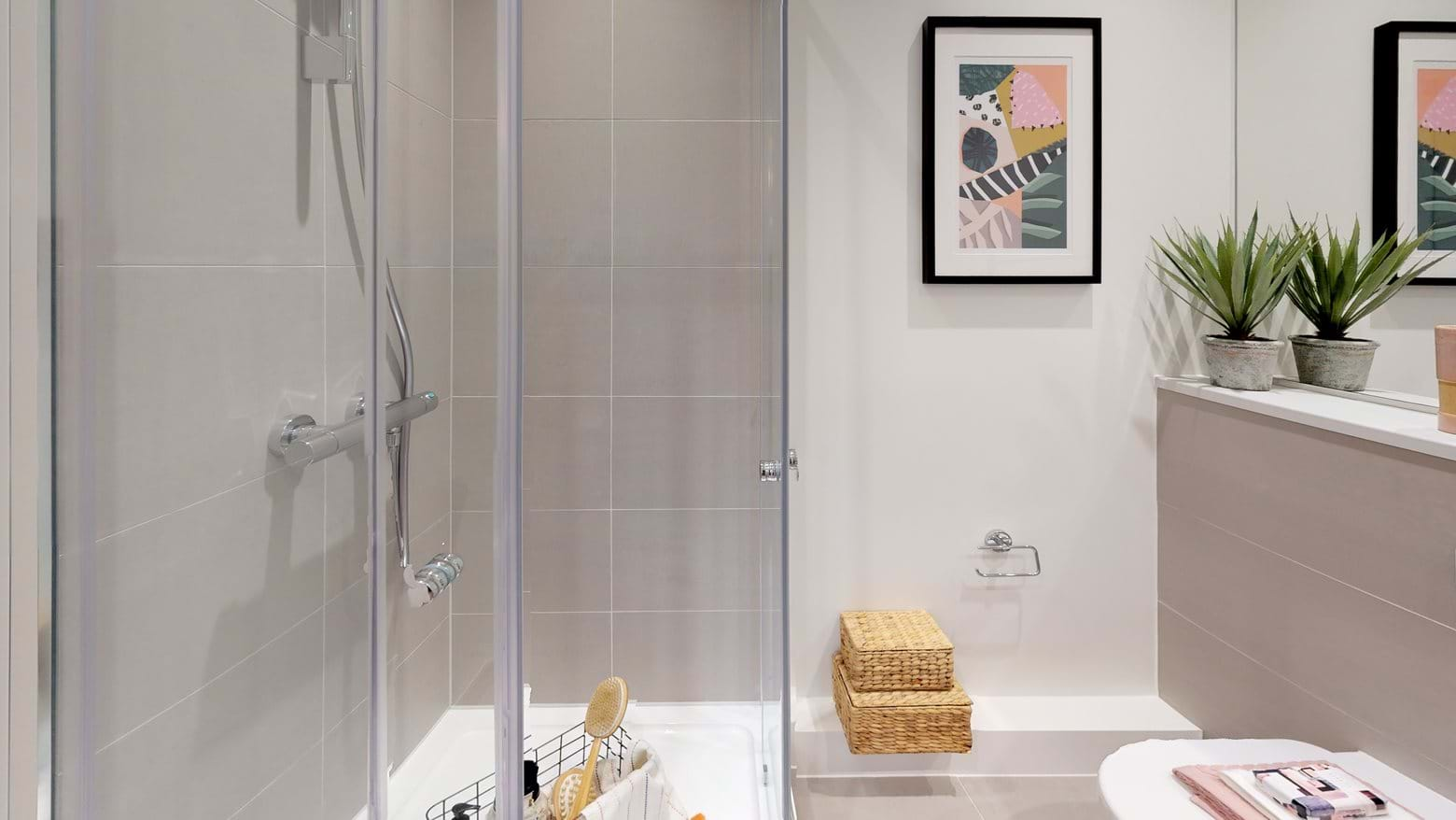 Patchworks - Shared Ownership Bathroom
