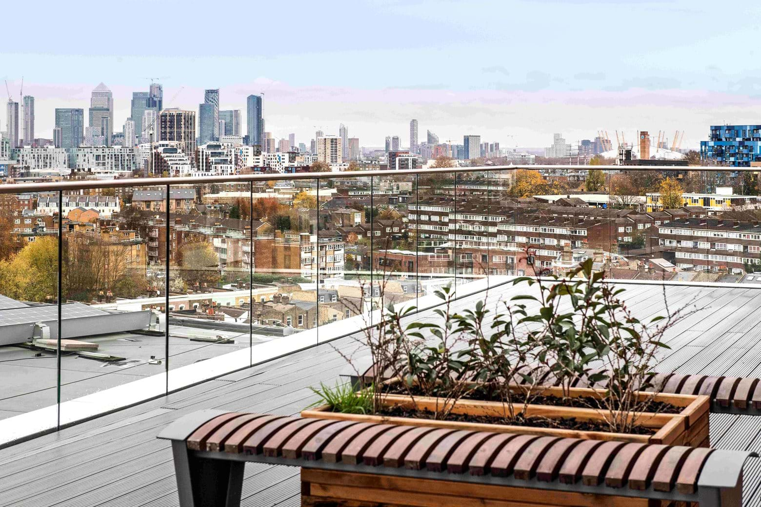 Lucent Point | Communal Roof Terrace