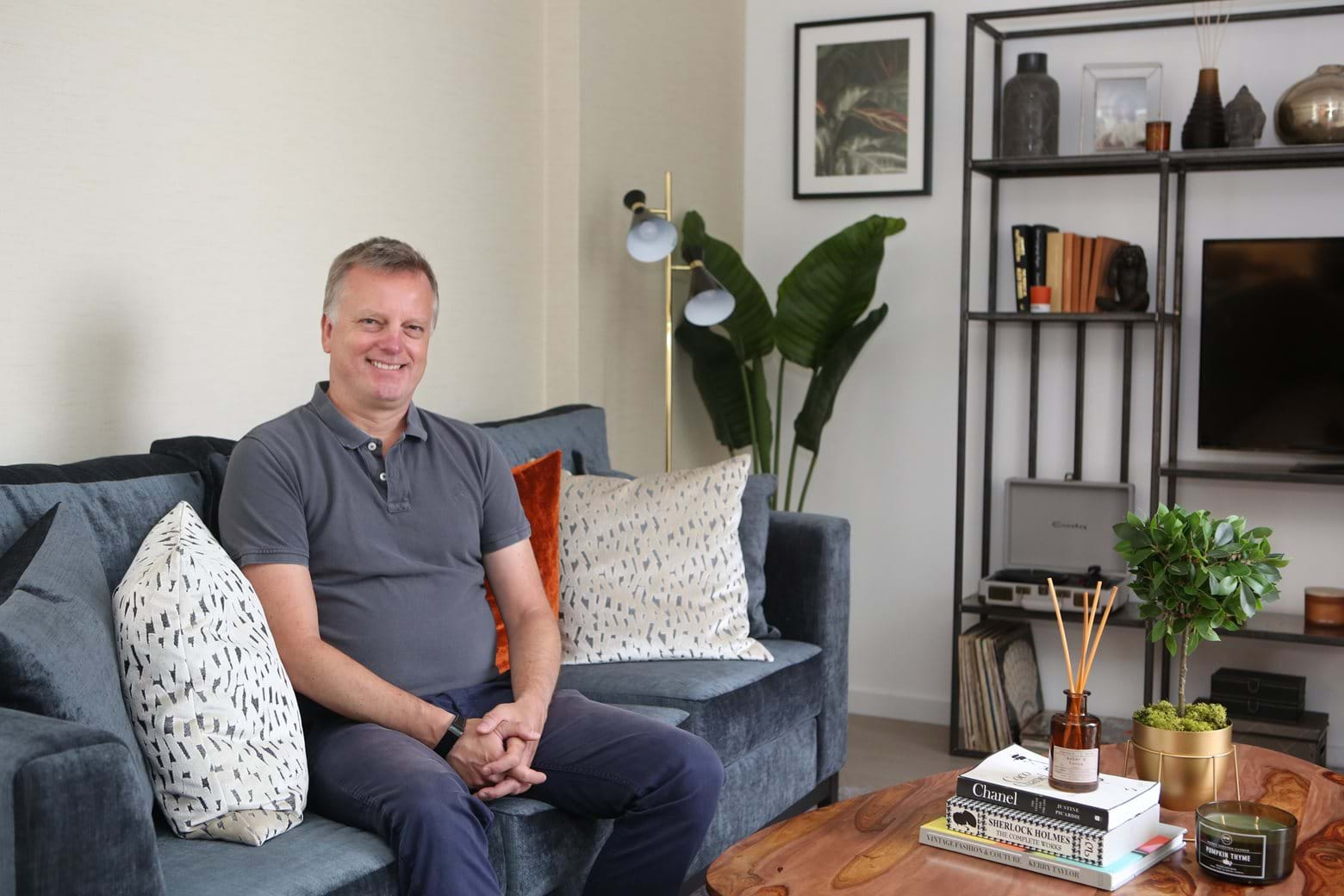 Martyn - Shared Ownership buyer with Peabody