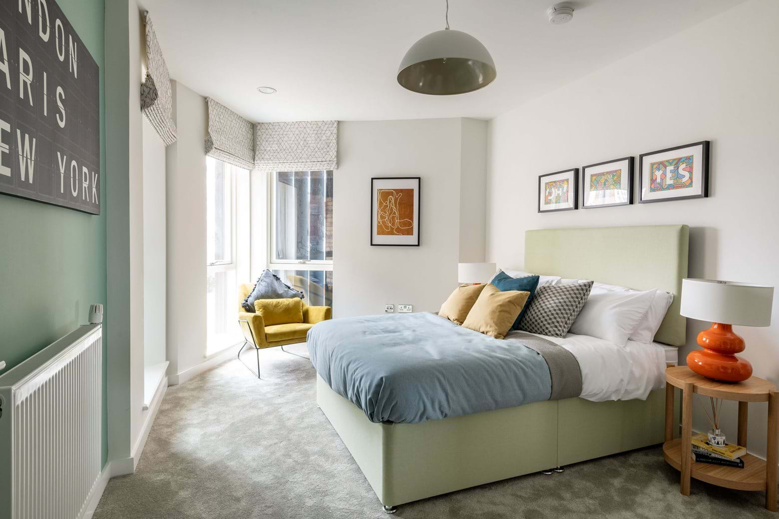 Patchworks - Shared Ownership Bedroom