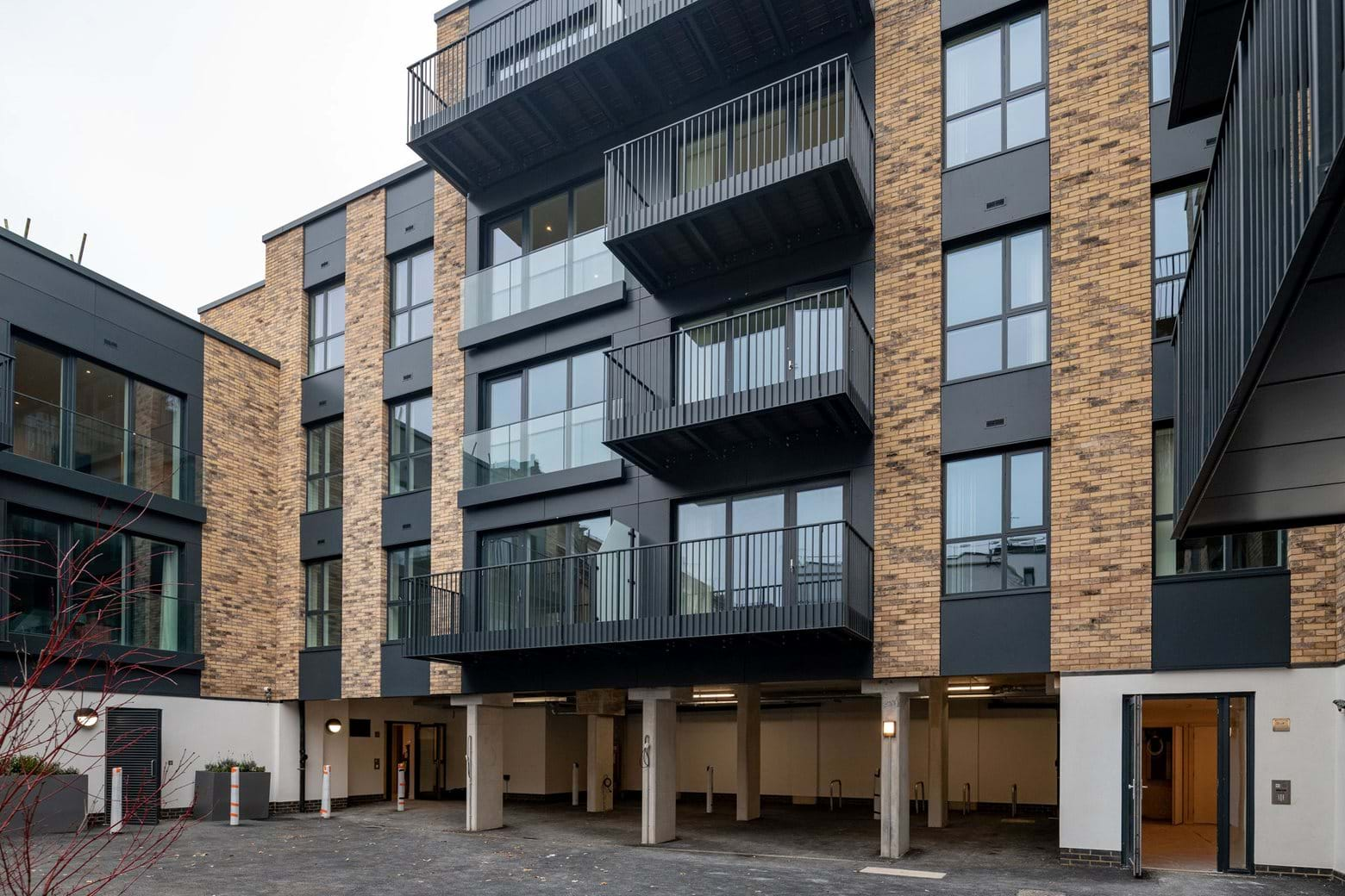 Patchworks - Shared Ownership Exterior