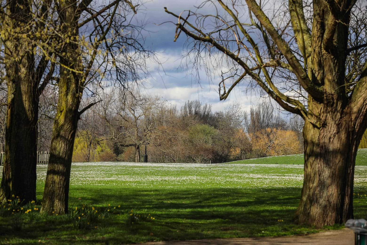 Beckton District Park | Greenway - Local area photography