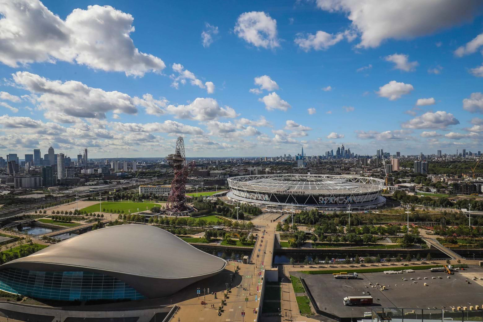 Olympic Park | Greenway - Local area photography
