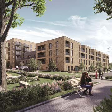 Greenway at Beckton Parkside - Shared Ownership