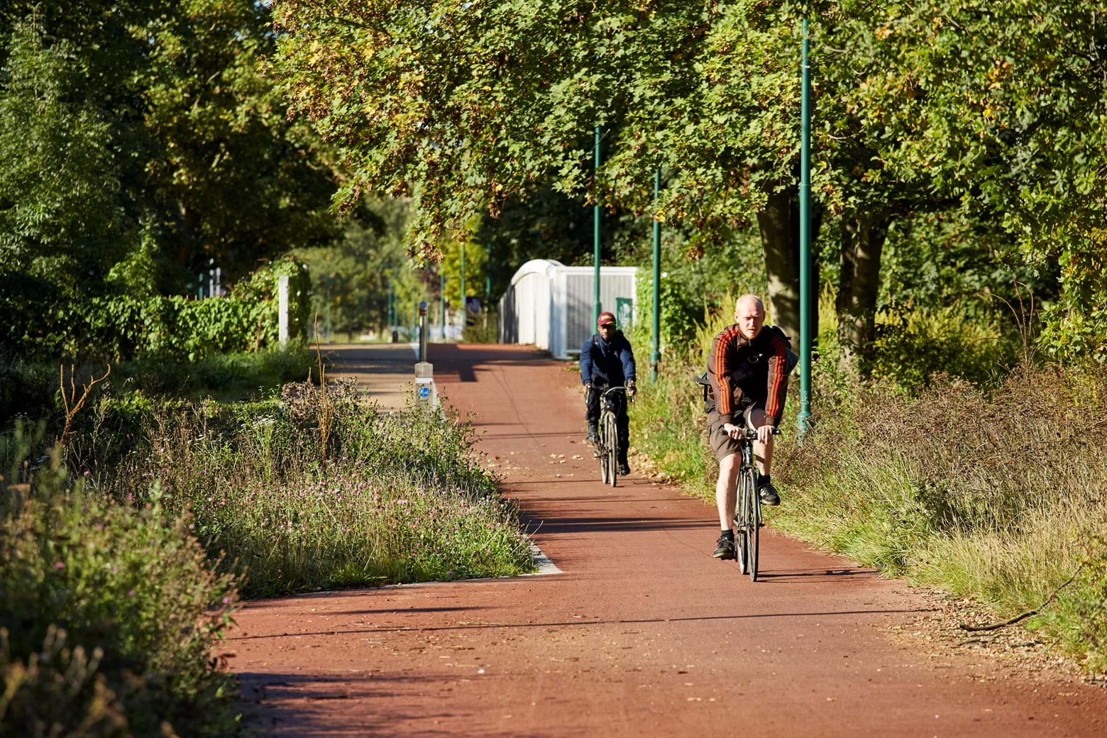 Motion is ideally located with access to a range of cycle paths