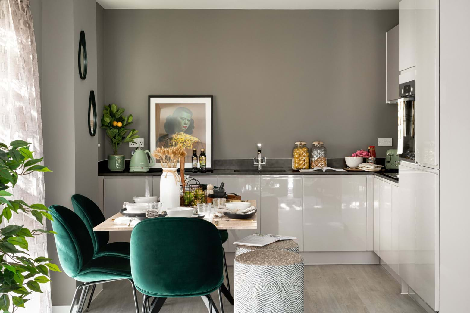 The Pomeroy | Shared Ownership - Kitchen Area