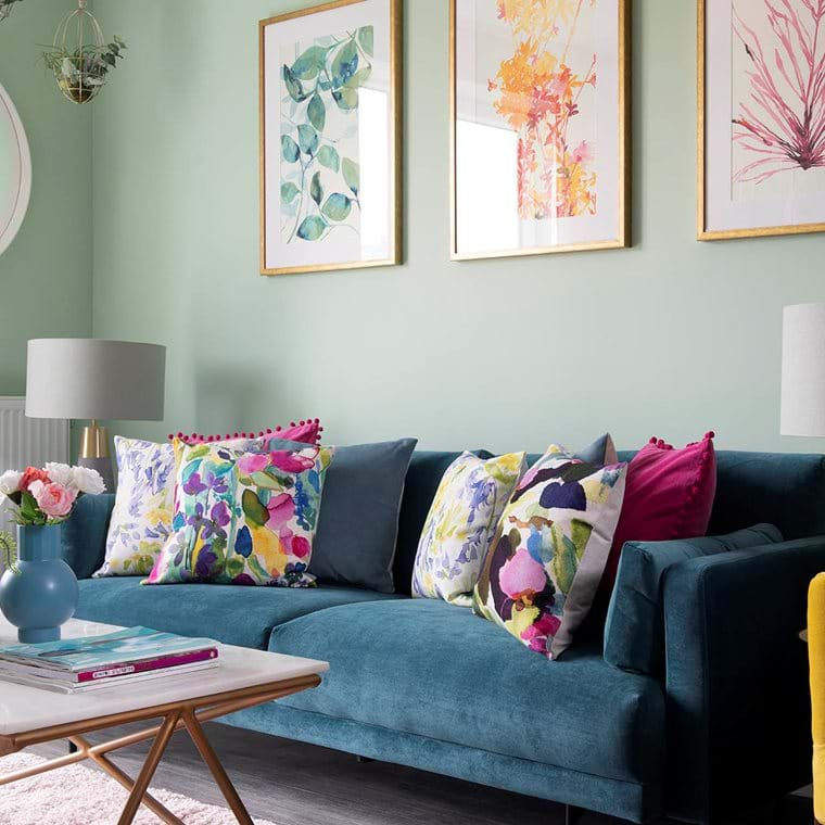 Valley House | Two bed apartment - Seating Area.jpg
