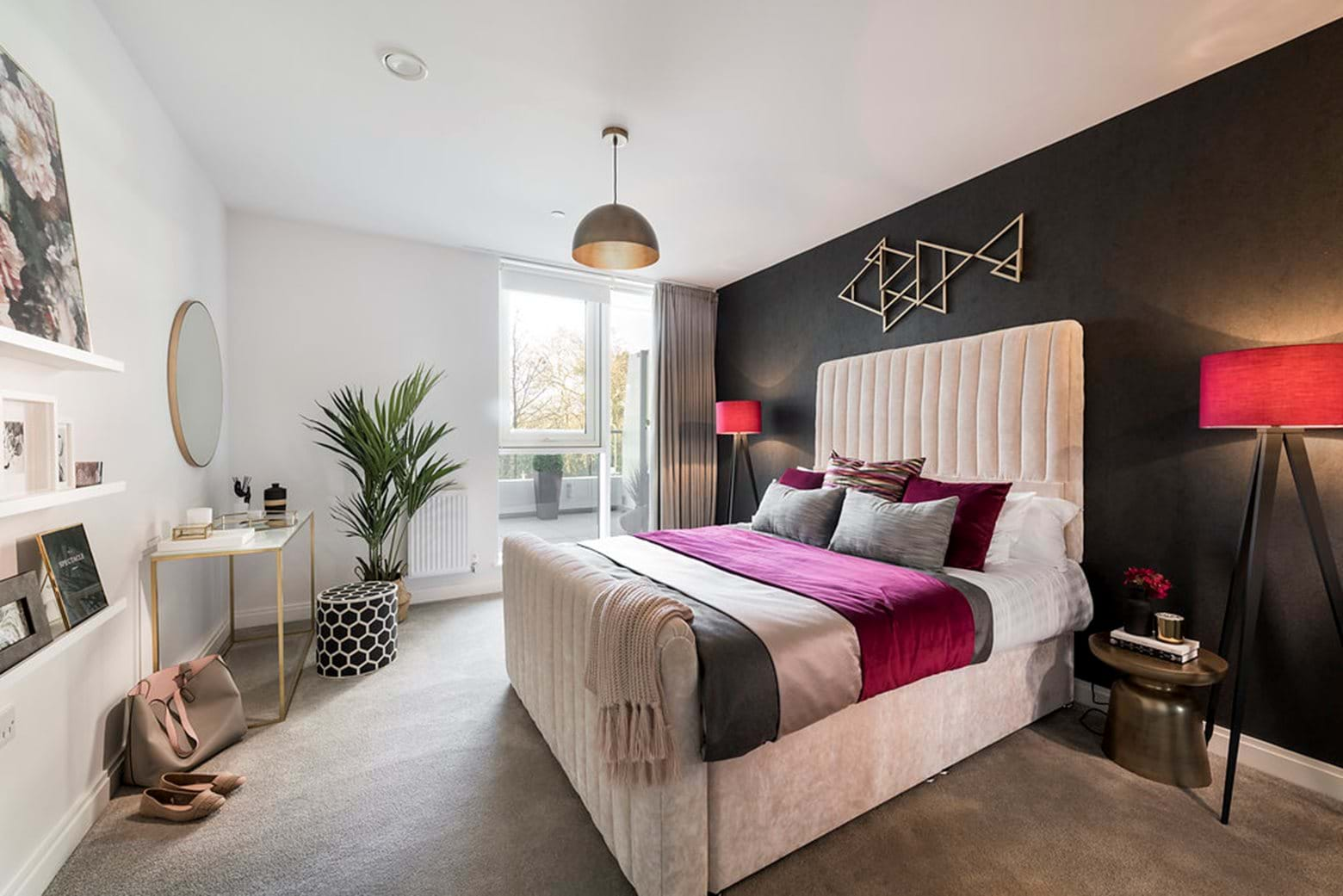 One bedroom apartment at Mansion Square