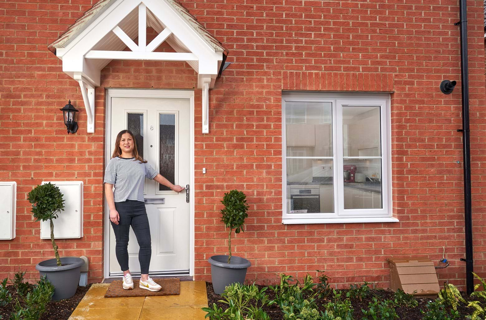 Leanda, used Shared Ownership to step onto the property ladder at Limebrook Walk, Maldon