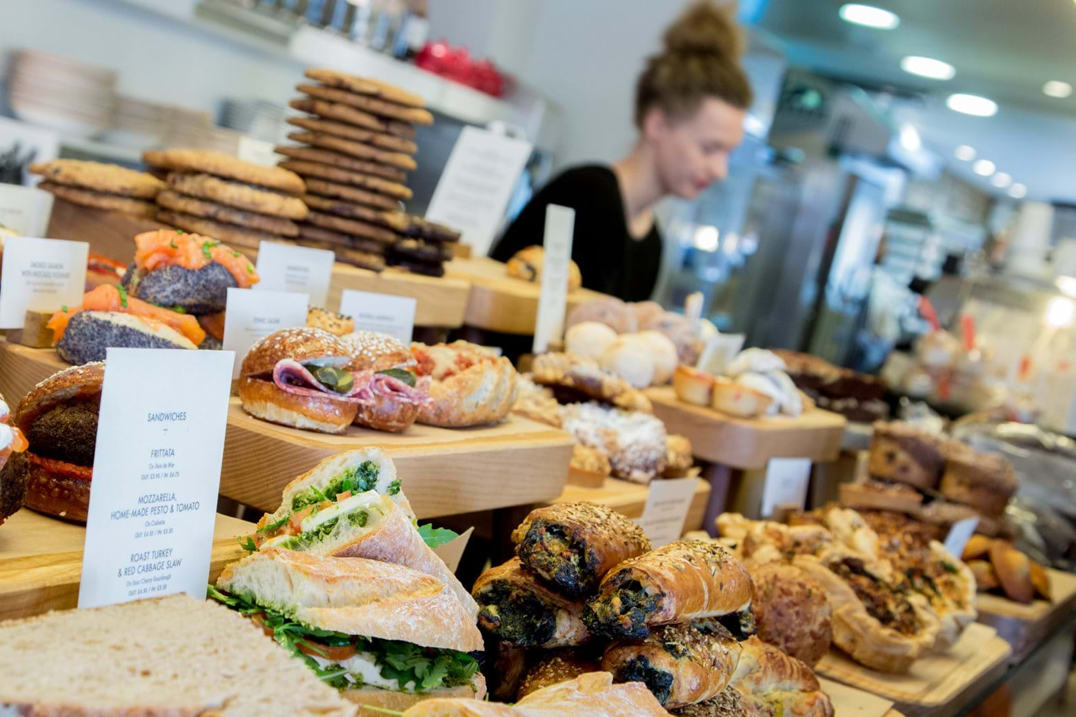 Places to eat in Wandsworth