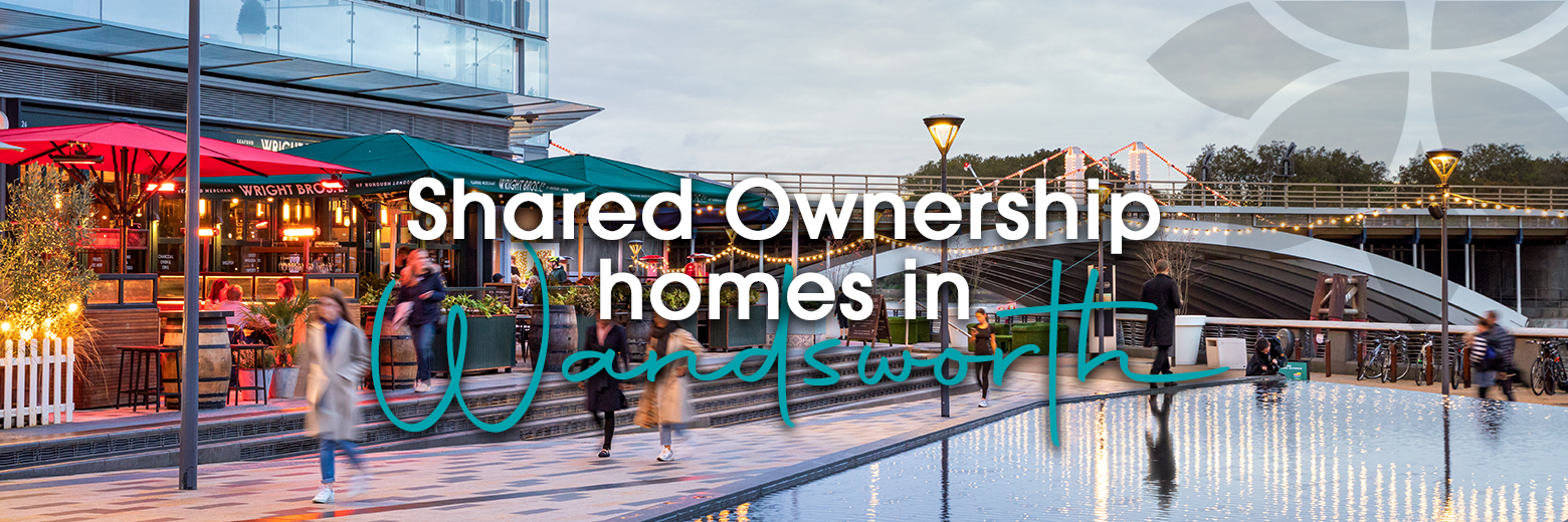 Find Shared Ownership homes in Wandsworth