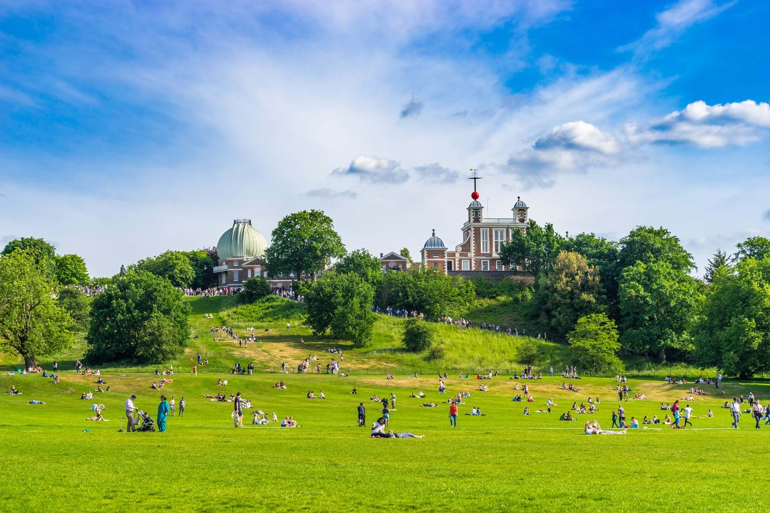 The Greenwich Park