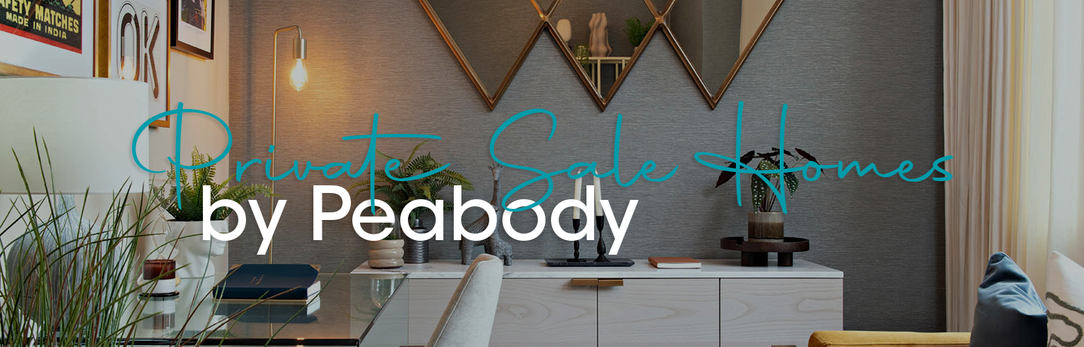 Private sales homes by peabody